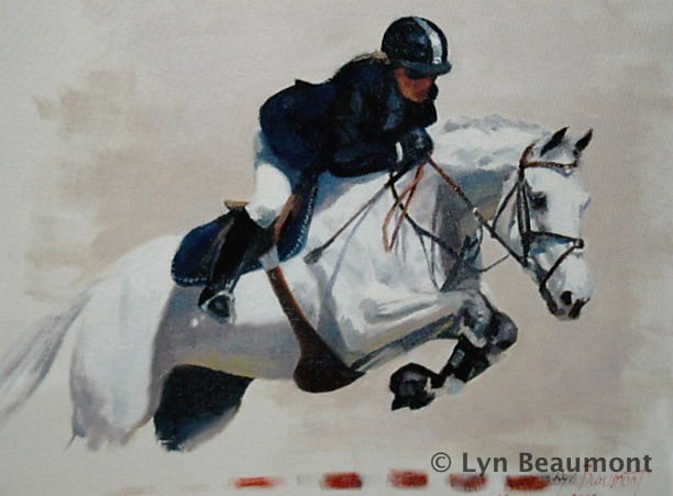 Lyn-Beaumont-Artist-Equine-Ace