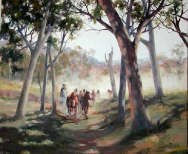 Bush Muster - FOR SALE