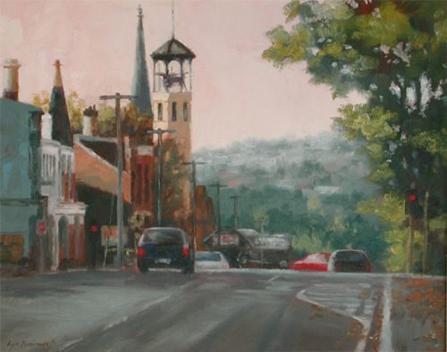 Early Morning Ballarat - FOR SALE