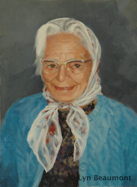 Portrait of a Grandmother