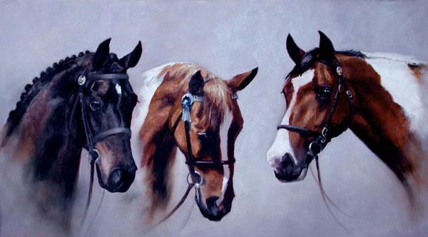 Winston, Tess & Juanita